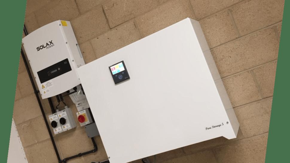 Puredrive Energy | Purestorage 5 | Energy Storage System