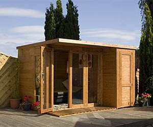 Puredrive Energy Solar Shed