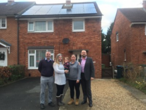 scheme to help housing association tenants reduce their energy bills
