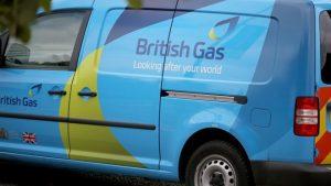 British Gas Van Image
