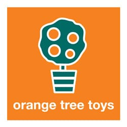 Orange Trees Toys Logo