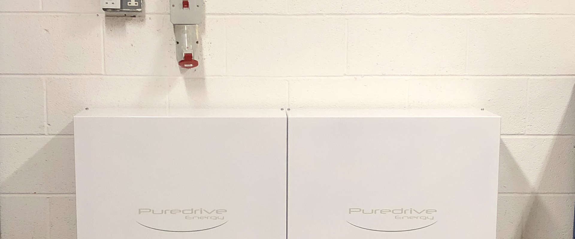 Puredrive Energy Commercial Battery System Image