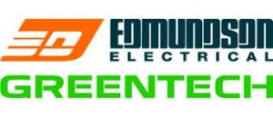 Edmundson Electrical Greentech logo