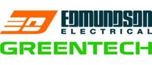 Edmundson Electrical Greentech logo